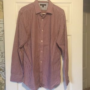 Other - Plaid men's button down